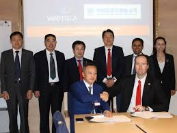 wärtsilä to supply its first ever gas fired power plant to china
