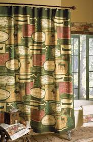 Cabin Shower Curtains Rustic Log Cabin Shower Curtains Shower Curtain Ideas