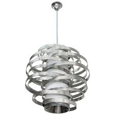 Acrylic Chandelier Beads by Max Sauze Chandelier For Sciolari In Aluminium And Acrylic Italy
