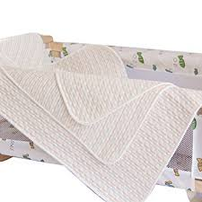 Baby Crib Mattress Pad Baby Crib Mattress Pad Waterproof Mat Cover Protector