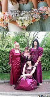 Bridesmaids Meme - hot bridesmaids by moguai meme center