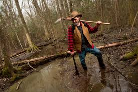 deep in the swamps archaeologists are finding how fugitive slaves