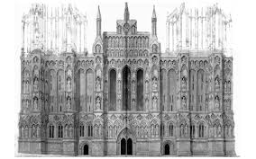 Wells Cathedral Floor Plan Multi Award Winning Tiffany Art Coin Series Goes Back To The