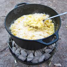 camping macaroni and cheese munchin with munchkin