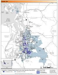Zip Code Map Washington by Fy 2018 Sac Service Area Announcement Table