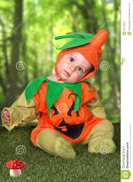 pumpkin costume halloween baby in a halloween pumpkin costume stock photo image 28116950