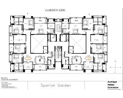 Floor Plans In Spanish Overview Spanish Garden At G S Road Guwahati Brahmaputra