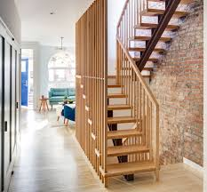 Switch Back Stairs by South Slope Brooklyn Townhouse Renovation Barker Freeman Brownstoner