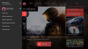 xbox one summer update preview cortana new game library win10