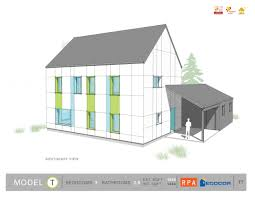 new passive house prefab factory an assembly line for green homes