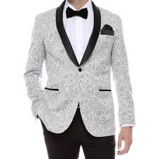 zonettie ferrecci men u0027s 2 button double vented tuxedo blazer by