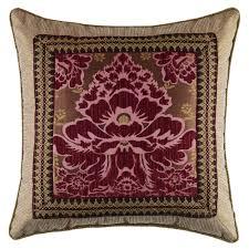 Fuschia Bedding Fuchsia Damask Comforter Bedding By Croscill