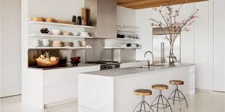 open shelving in kitchen 8 ways to have open shelving in your kitchen huffpost