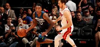 three observations from wolves win over heat minnesota timberwolves