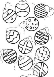coloring pages ornaments printable printable ornaments