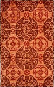 Red And Orange Rug Orange Rug Rust Colored Rugs Safavieh Com