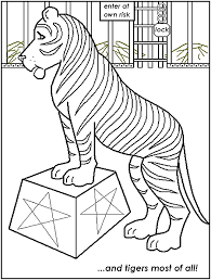 circus coloring pages printable color by number pages 2 coloring page