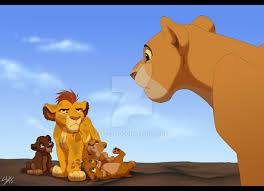 kiara kovu lion cubs kiara kovu