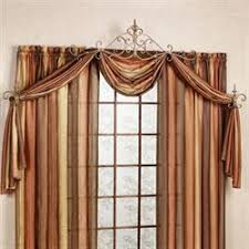 Classic Home Collection Drapery Hardware Decorative Rods And Tiebacks Touch Of Class
