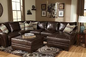 Furniture Upholstery Lafayette La The Beenison Chocolate Sectional From Ashley Furniture Homestore