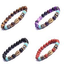 bead bracelet design images Classic design jewelry 2017 fashion natural stone bead bracelet jpg