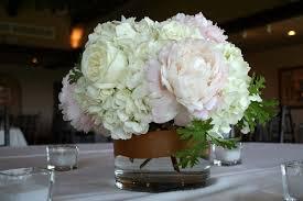 hydrangea wedding centerpieces hydrangea and peony centerpieces bouquet wedding flower