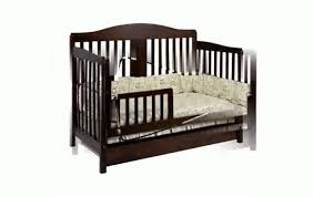 classic white crib that turns into toddler bed u2014 mygreenatl bunk