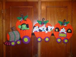 hotel transylvania halloween decorations tren de calabazas con fantasmas halloween y dia de muertos