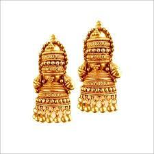 kerala earrings gold earrings in kochi kerala india house of alapatt