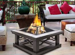 backyard wood fire pit design ideas home fireplaces firepits
