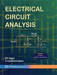 electrical circuit analysis jagan n c by english bsp books