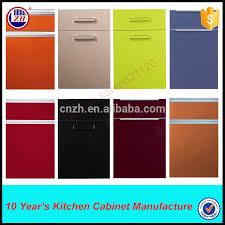 Popular Acrylic High Gloss Kitchen Cabinet Door With Different - High gloss kitchen cabinet doors