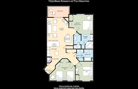 Phoenix Convention Center Floor Plan Club Wyndham Wyndham Branson At The Meadows