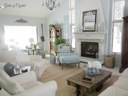 French Country Family Room LV Designs - Country family room ideas