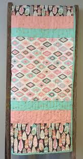 Aqua And Pink Crib Bedding by 28 Best My Shop Images On Pinterest Baby Quilts Baby Boy