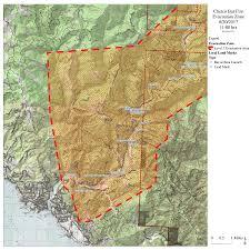 Wildfire Map In Oregon 2017 by Northwest Interagency Coordination Center 08 20 2017 Chetco Bar