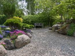 Pea Gravel Front Yard - front yard landscaping ideas home design ideas