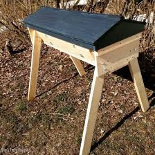 How To Make A Top Bar Beehive Installing Bees In A Top Bar Hive Homesteading And Livestock