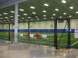 weather is never a problem in our indoor soccer fields facility