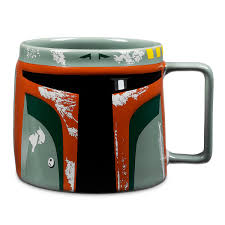 boba fett mug wars shopdisney