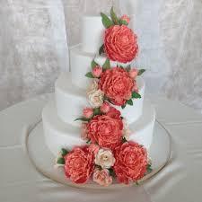 peony wedding cake saveyourforkcakes