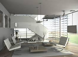 minimalist living room u0026 barcelona chairs milo 3oneseven good