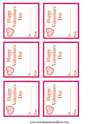 free valentines cards simple printable valentines day cards for your kids classrooms