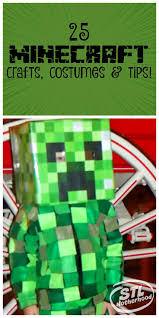 Halloween Costume Birthday Party by 261 Best Minecraft Crafts And Tips Images On Pinterest Minecraft