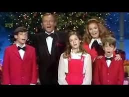 bing crosby u0026 family white christmas youtube