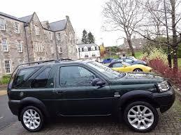 Spares Repair 52 Reg Land Rover Freelander Td4 Lomond Special