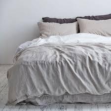 White Linen Duvet Bedding Set Grey Duvet Wonderful Dove Grey Bedding Linen Duvet