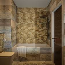 accessories marvelous bathroom outstanding mosaic ideas silver