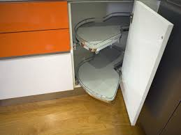 corner cabinet kitchen storage dazzling kitchen transformations from kitchen cousins shelves