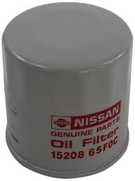 nissan canada parts and accessories genuine nissan parts 15208 65f0c oil filter oil filters
